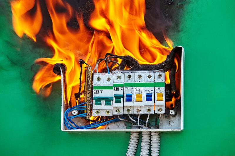 Home Inspection Longmont Fire Hazard